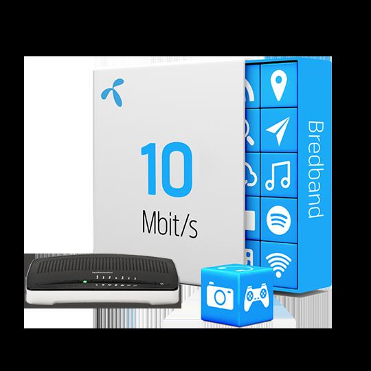testa hastigheten på ditt bredband
