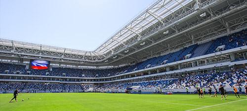 Stad  Kaliningrad Kapacitet  35 000. Storlek  112 6df8bb2ab9064