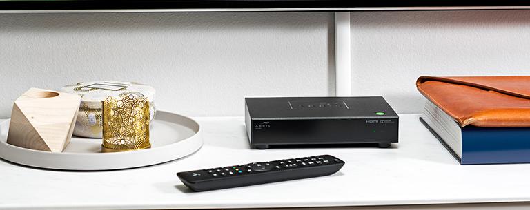 Tv-box ingår alltid | Telenor
