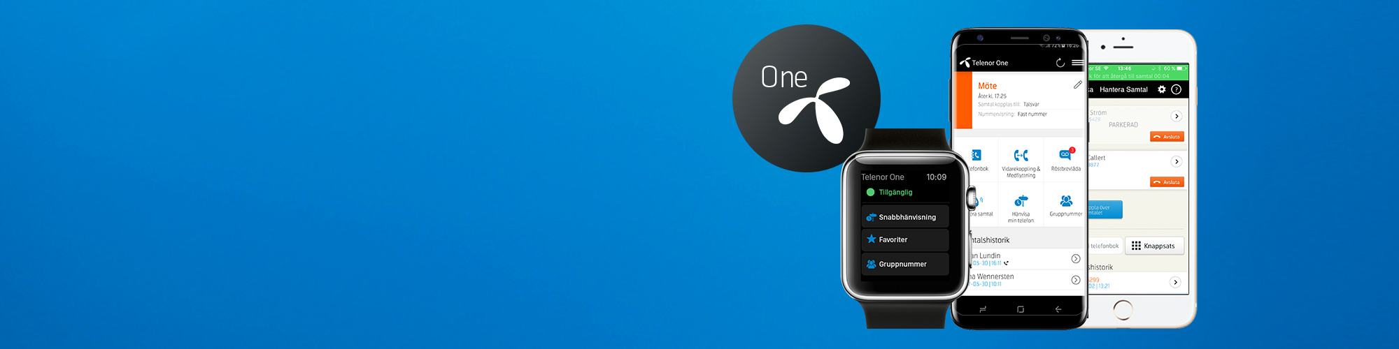 Telenor One App